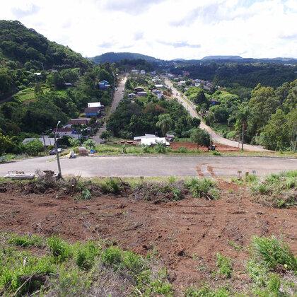 Terreno com vista e área de 455 m² em Nova Petrópolis, na Serra Gaúcha Detalhes