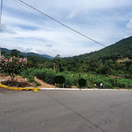 Terreno com bela paisagem em Picada Café na serra gaúcha