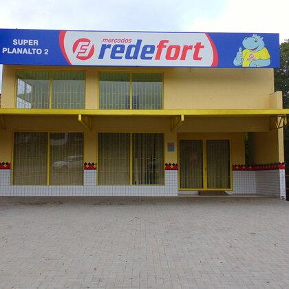 Prédio comercial localizado no Centro, município de Picada Café-RS