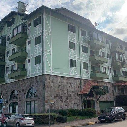 Apartamento localizado no bairro Logradouro, município de Nova Petrópolis-RS