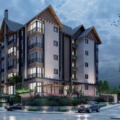 Apartamentos de alto padrão localizados em Nova Petrópolis, na Serra Gaúcha