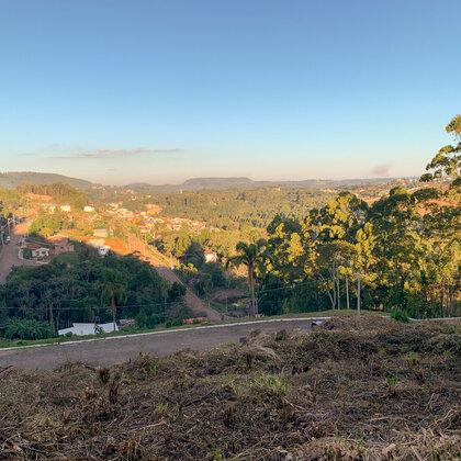 Terreno com vista e área de 455 m² em Nova Petrópolis, na Serra Gaúcha