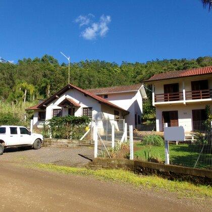 Pousada rural no interior de Picada Café, na Serra Gaúcha