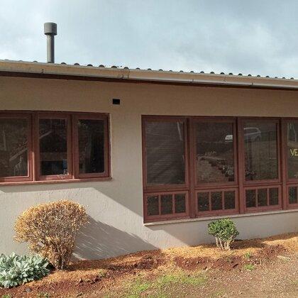 Casa com bela vista e um quarto em Linha Nova, na Serra Gaúcha
