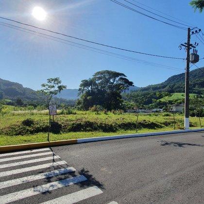 Loteamento JARDIM DO VALE, localizado no bairro Joaneta, município de Picada Café-RS.