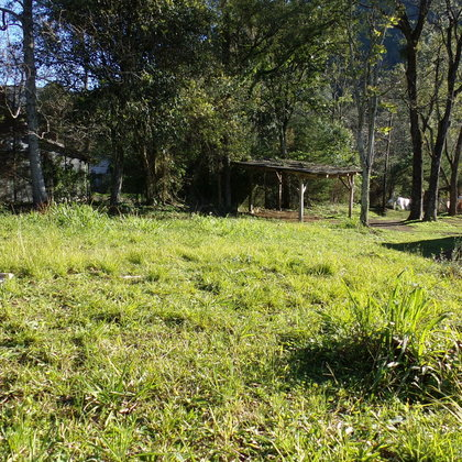 Terreno com área de 623,46 m², localizado no Bairro Kaffee Eck, Município de Picada Café-RS
