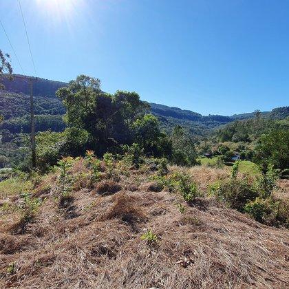 Terreno com 694,52 m² e linda paisagem, localizado no bairro Picada Holanda, município de Picada Café-RS.