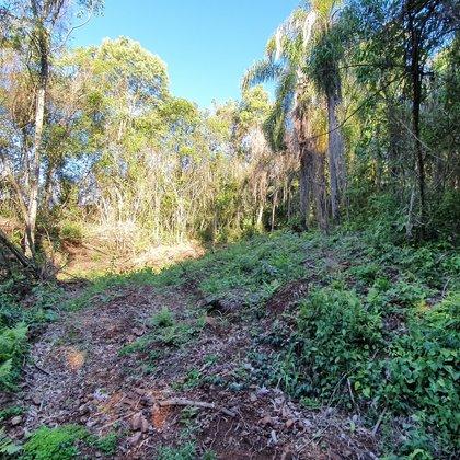 Área de terras em Morro Reuter na serra gaúcha