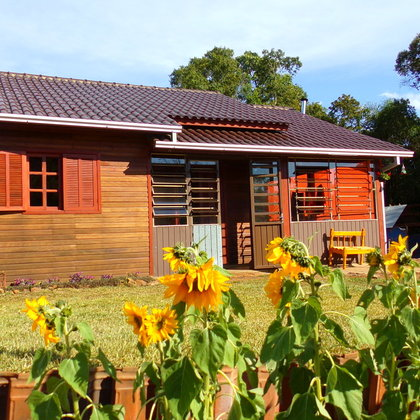 Chácara com casa de 3 quartos em Picada Café na serra gaúcha