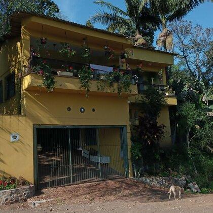 Sítio com vista panorâmica em Picada Café na Serra Gaúcha