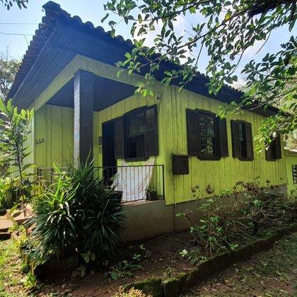 Sítio com casa de 4 quartos em Picada Café na serra gaúcha