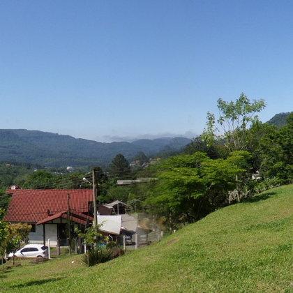 Casa com linda paisagem em Picada Café, na Serra Gaúcha