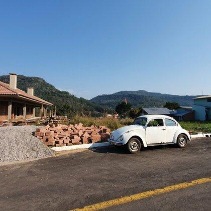 Terreno plano com boa insolação em Picada Café, na Serra Gaúcha