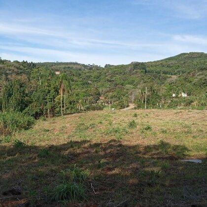 Área de terras com vista em Picada Café na serra gaúcha