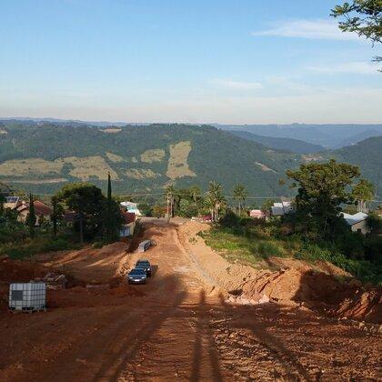 Loteamento com vista panorâmica em Nova Petrópolis na serra gaúcha