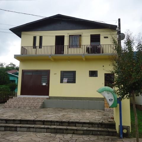 Imóvel com 262,00 m², localizado no bairro Bela Vista, Município de Picada Café/RS, edificado em um terreno de 360,00 m².