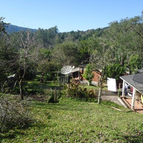 Sítio com 3 casas em Picada Café na serra gaúcha